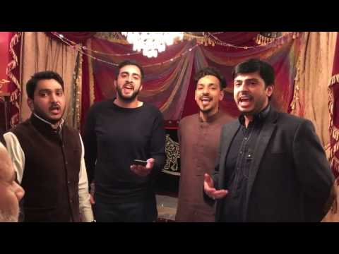Moula Mera Ve Ghar Howay By Ishiaq Hussain Diek, Abbas Lalji & Shahid Ladak