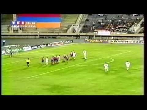 Arménie - France 1999 Résumé