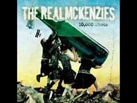 The Real McKenzies - Farewell To Nova Scotia