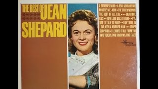 Watch Jean Shepard Root Of All Evil is A Man video