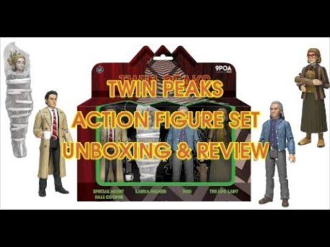 Funko Twin Peaks Action Figure set