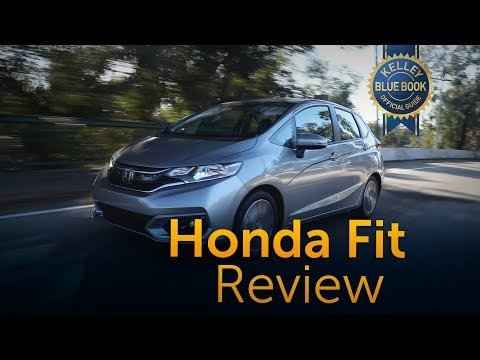 2018 Honda Fit - Review & Road Test