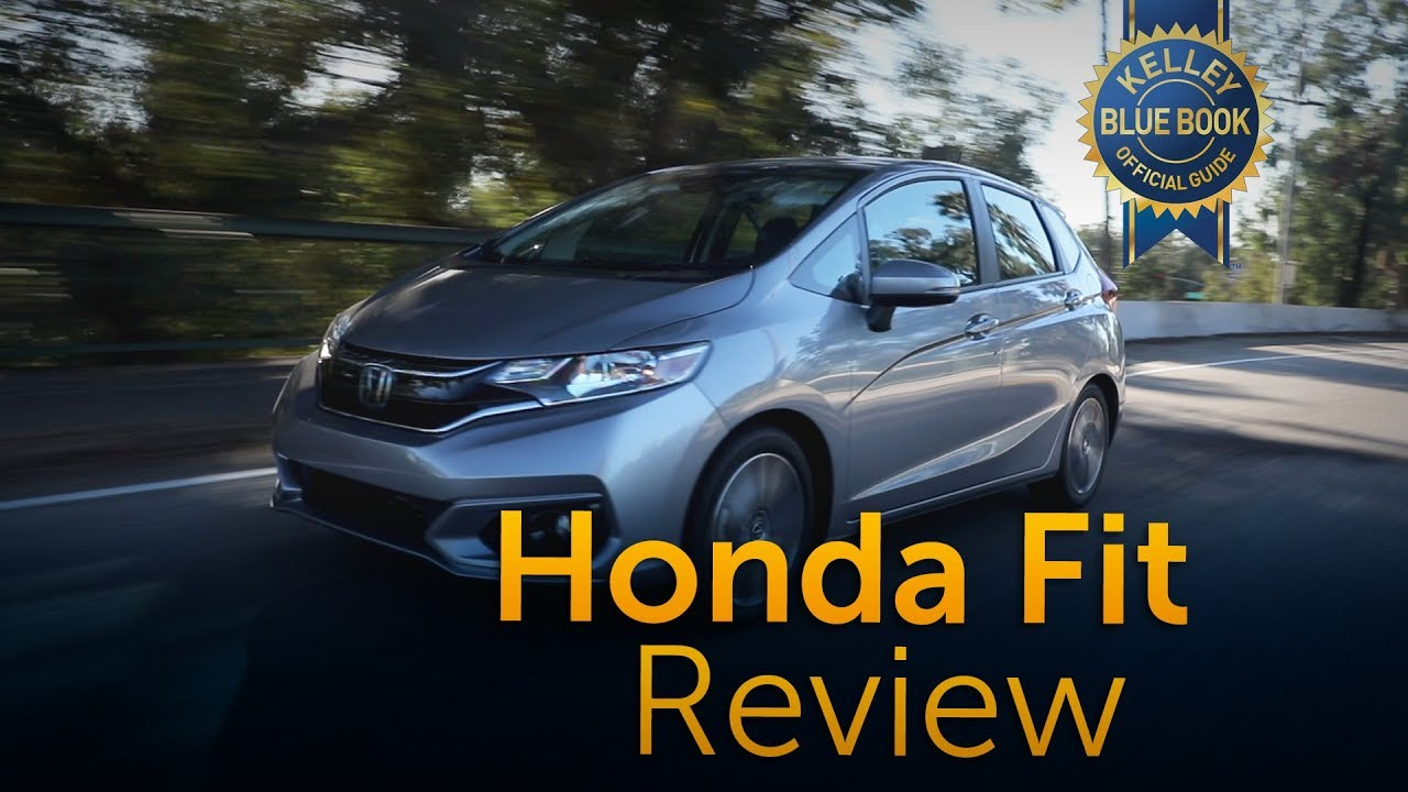 2019 Honda Fit Review Road Test