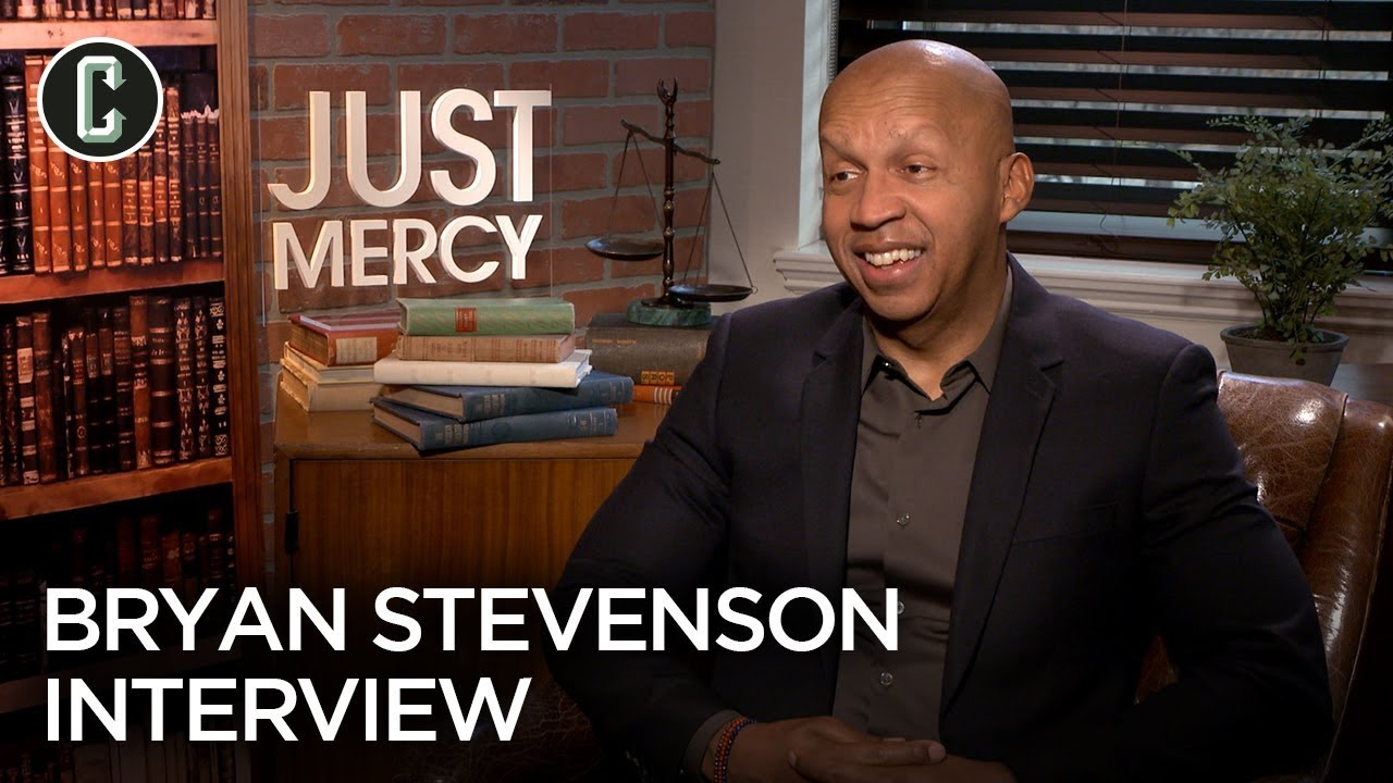 In 2019, The Real Bryan Stevenson From Just Mercy Is Doing ...