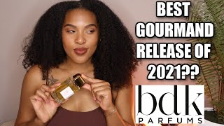 |BDK VELVET TONKA REVIEW| IS THIS THE BEST GOURMAND RELEASE OF THE SUMMER??| Zhane Antionette screenshot 4