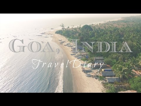 Travel Diary | Goa, India