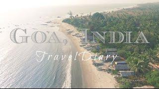 travel diary goa india