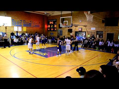 7 | Girls | The Mary Louis Academy ( Queens ) Vs Bishop Loughlin Memorial High School ( Brooklyn )