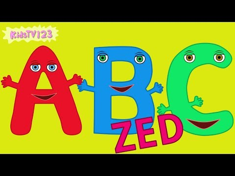 ABC Song Collection (ZED Version)