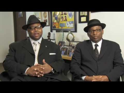 Tabu Records Re-Born 2013 - Jimmy Jam and Terry Lewis Interview Part 5