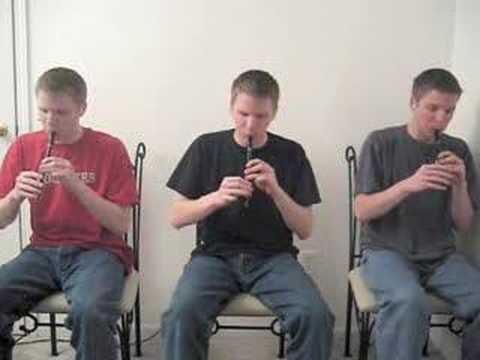Tin Trio