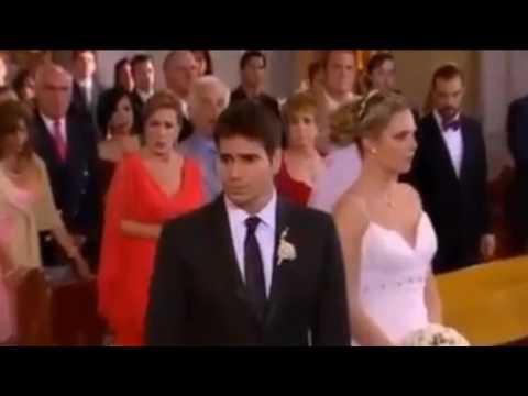 A GATA - CASAMENTO DE PAULO E MÔNICA - ELE DIZ NÃO E ELA FOGE