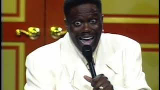 "Bernie Mac """"When They Call You Boo"" Kings of Comedy Tour"