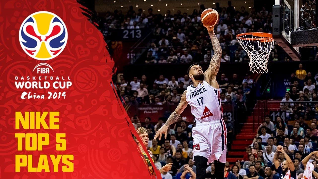 Nike Top 5 Plays | Day 8 | ft. Schroder, Poirier & More! | FIBA Basketball World Cup 2019