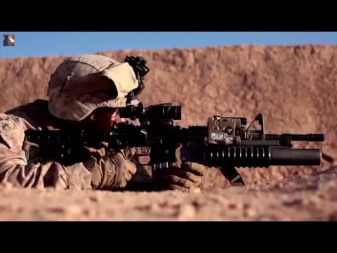 Heavy Fighting Clashes & Intense Combat Firefights with Taliban - Film documentary
