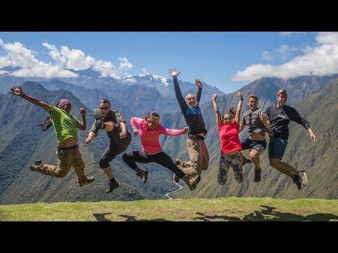 Peru: Inca Trail to Machu Picchu Expedition!