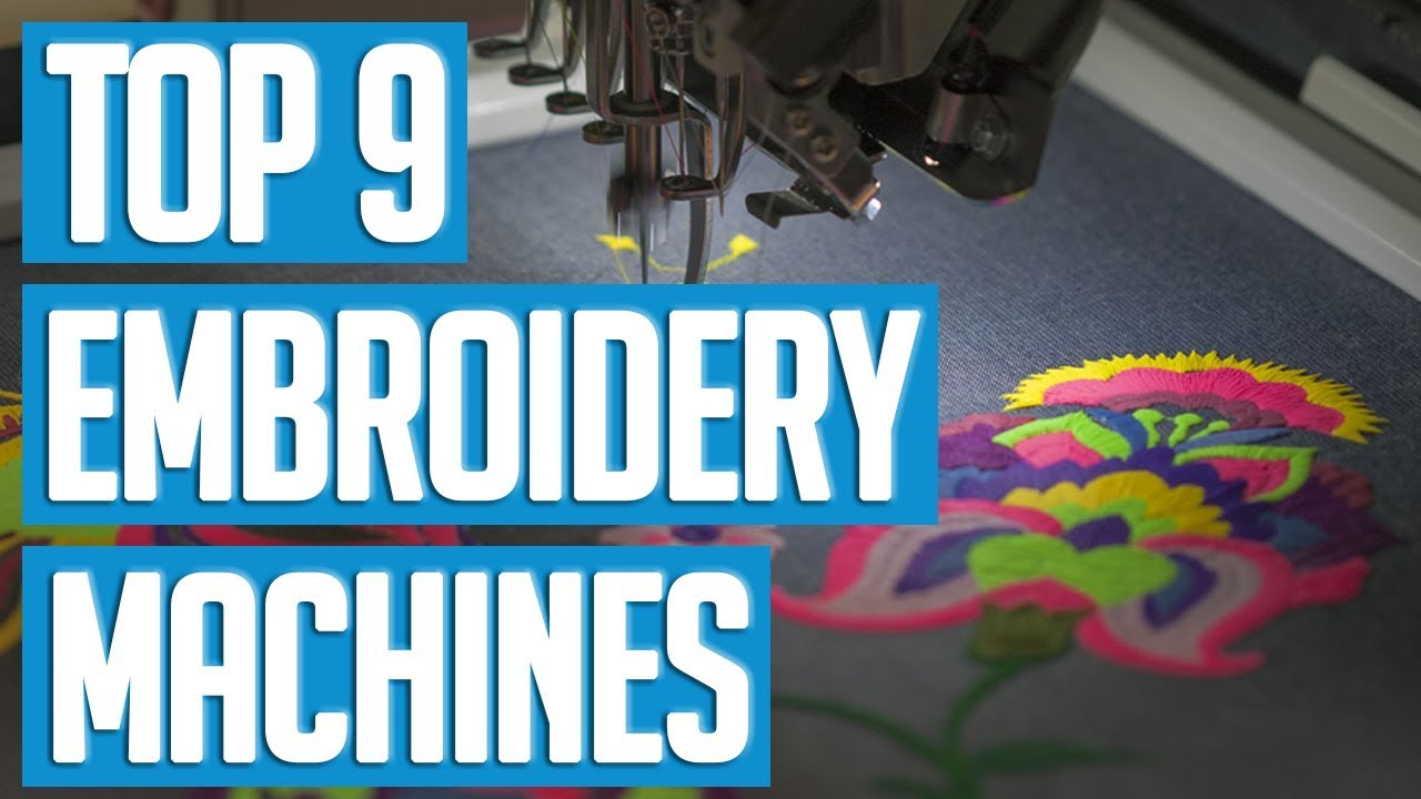best embroidery digitizing software 2018