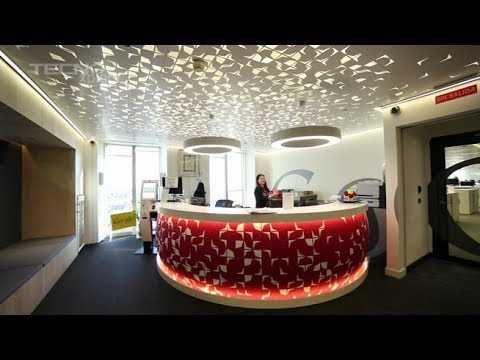 As son las oficinas de google espa a youtube for Vaciado de oficinas en madrid