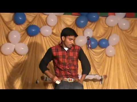 Aparadhini Yesayya krupa joopi brovumayya_heart touching dance performance