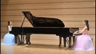 Duo OZAWA : piano1 小澤 叶惠 Kanae Ozawa piano2 小澤 傳枝 Tsutae Ozawa 【Website】 https://kanae1205.wixsite.com/duoozawa 【Instagram】 ...