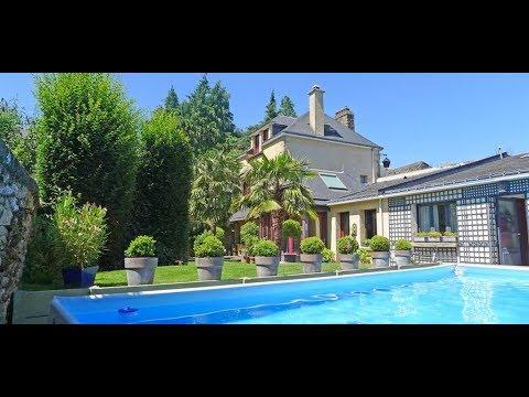 Belle demeure avec piscine à Saint Goustan