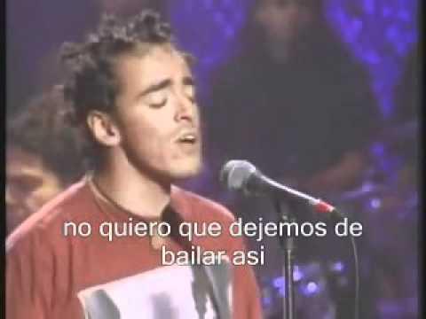 cafe tacuba - el baile y el salon (unplugged)