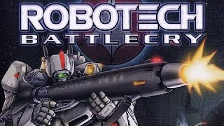 Robotech: Battlecry Chapter 1 gameplay HD (PS2, XBOX, GC) SLUS-20244, SLES-51322