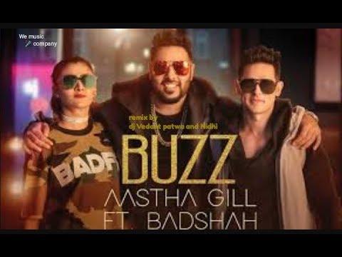 Aastha Gill - Buzz feat Badshah | Priyank Sharma |remix |dj Vedant patwa & NIDHI