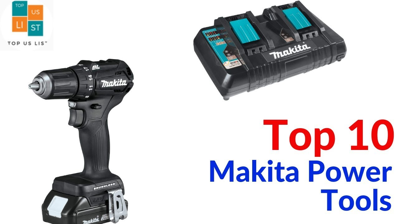 Best Impact Driver 2020.Top 10 Best Makita Power Tools To Buy 2020 List Reviews