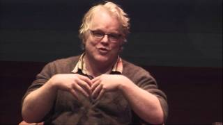 Happy Talk: Simon Critchley + Philip Seymour Hoffman