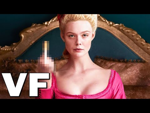 THE GREAT Bande Annonce VF (2020) Elle Fanning, Nicholas Hoult