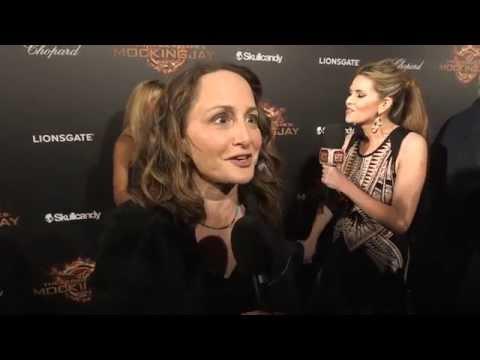 Nina Jacobson - Mockingjay Part 1 - 2014 Cannes Film Festival