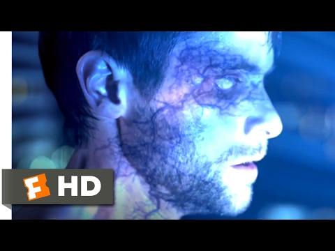 Skyline (2010) -The Blue Lights Scene (1/10) | Movieclips