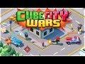 Cube City Wars - (Free 2 Player 3D Pixel Gun Game)
