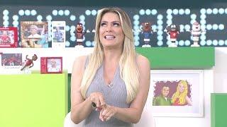Inter perde do Furacão e Renata sofre com zoeira ao vivo