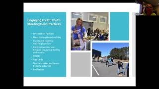 Engaging Youth Effectively