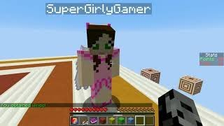New PopularMMOs Pat vs Jen Minecraft: WOULD YOU RATHER DEATH VERSION - Mini-Game [2]