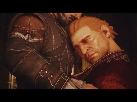 Goodbye, Hawke (all options) | Dragon Age: Inquisition