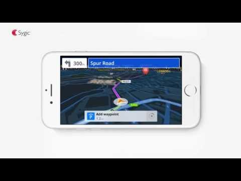 Sygic GPS Navigation for iPhone & Android