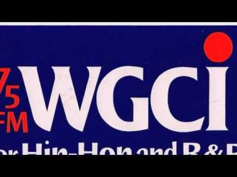 WGCI Studio 107 Chicago  1979