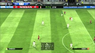 Pro Evolution Soccer PES 2015 PC Gameplay 60 FPS- El Clàssico