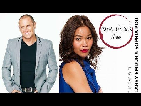 The Wine O'Clock Show - The one with Larry Emdur & Sophia Pou