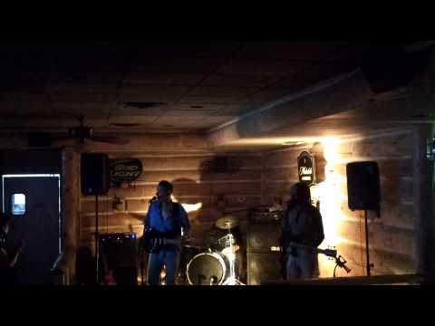 Dave Greene at What the Hell Bar & Grill 20141214 001010