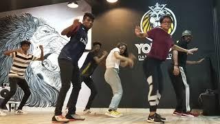 Afro dancehall workshop/ Maryann Vincent /young j dance studio