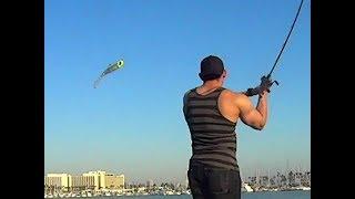 San Diego Bay Fishing - Shelter Island / Spanish Landing