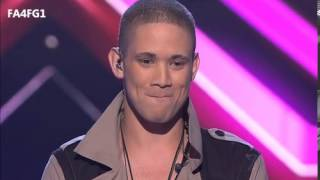 Nathaniel Willemse: Red - The X Factor Australia 2012 - Live Show 7, TOP 6