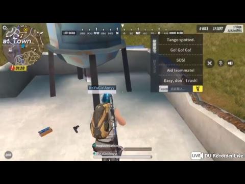 H1Z1 Battle Royale (mobile) Met Amy