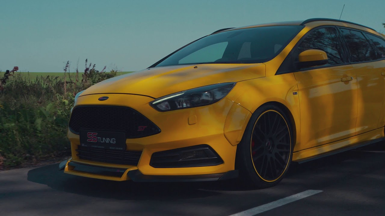 focus st mk3 wagon by ss tuning youtube. Black Bedroom Furniture Sets. Home Design Ideas