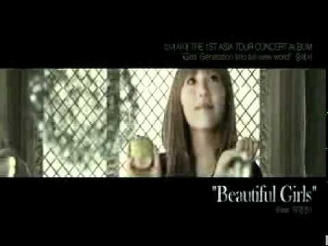 Girls' Generation Beautiful Girls feat    MusicVideo