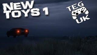 GTAV Online - New Toys 1 ( Rockstar Editor Short Cinematic Movie )